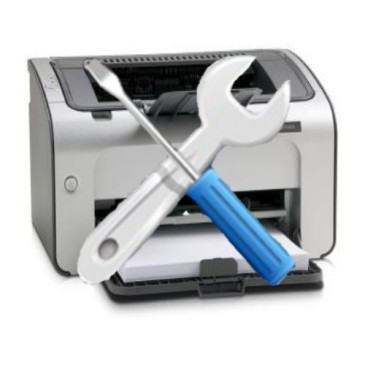 Основные виды неисправностей принтеров +