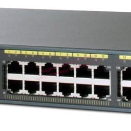 Cisco Catalyst WS-C2960R+24TC-L