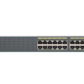Cisco Catalyst WS-C2960R+24TC-S