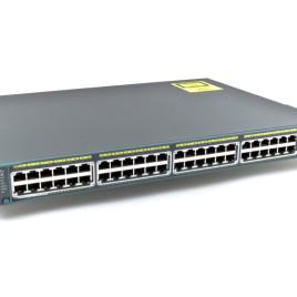 Cisco Catalyst WS-C2960R+48PST-L
