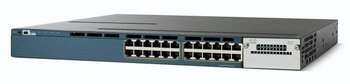 Cisco Catalyst  WS-C3560X-24P-S