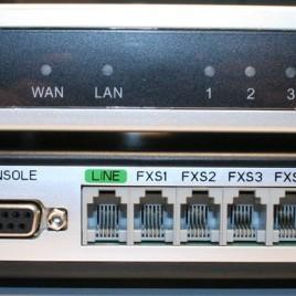 Grandstream GXW-4008