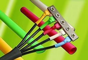 Изоляция электрической проводки с применением термоусаживаемых трубок