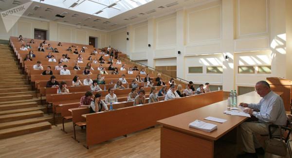 Какие есть университеты в России?