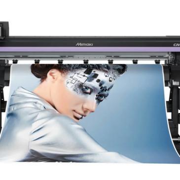 Широкоформатная печать и ее применение