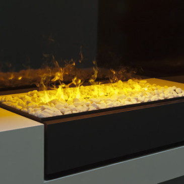 Электрокамины Dimplex Cassette с эффектом живого огня