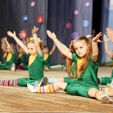 Танцевальная студия для детей от 5 лет