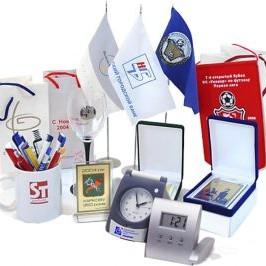 Корпоративные подарки с нанесением логотипа компании: займитесь развитием маркетинга