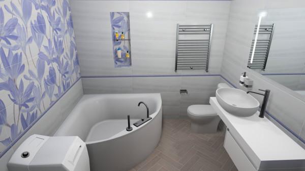 Готовые сантехнические комплекты для ванны под разную площадь