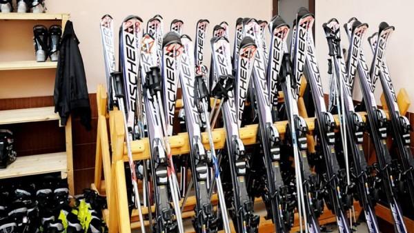 Прокат лыж и сноуборда
